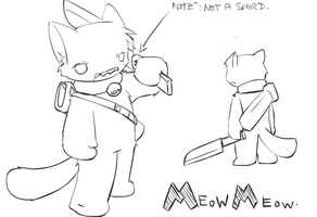 meow meow by NCH85