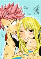 Nalu - Fairy Tail       ~aMa by 7aMa7