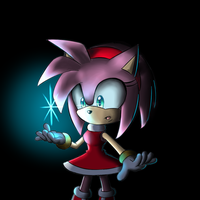 Amy's star by Geemoney1022