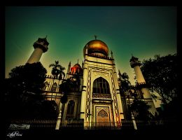 House of Prayer by LethalVirus
