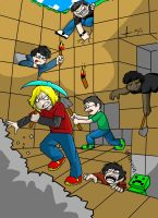 MINECRAFT: fun with friends by Katros