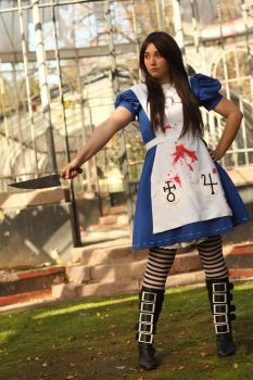 Alice Madness Returns by andreamlopez