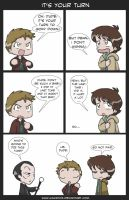 It's your turn (redone) by KamiDiox