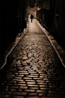 Lonely Street by parasite3