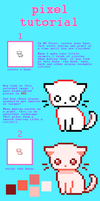MS Paint Pixel Tutorial by Hyraea