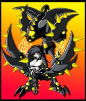 Girls with robots_ the bad toy by Animewave-Neo