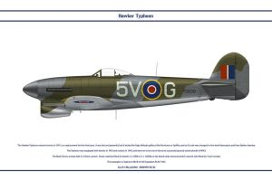 Typhoon Canada 439 Sqn 1 by WS-Clave
