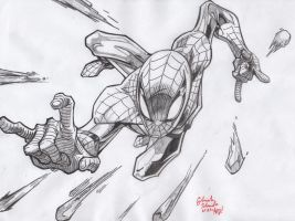 Spiderman-after MAD! (1) by GabRed-Hat
