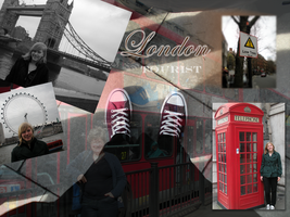 London 2: Tourist by Saykee