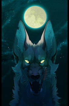 Son of the Moon by Kaylink
