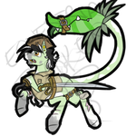 (OTA closed) Plant Pony Adopt by equestriabroken