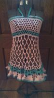 Beach Cover Or Summer Dress by CrochetedMiRaClEs
