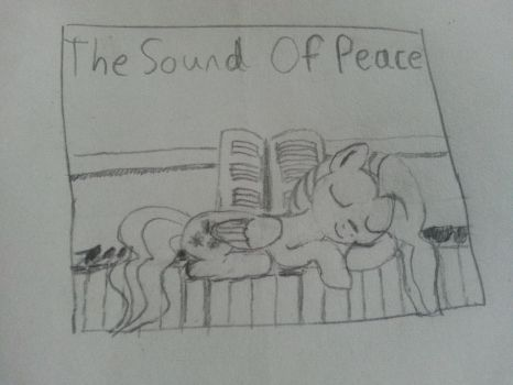 The Sound Of Peace by TheCyborgWithin