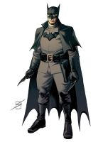 Batman 1939 design by ronsalas