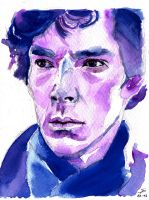 Sherlock by Shingel