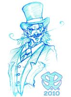 Dark Ringmaster by Revelationchapter9