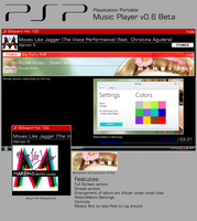 PSP Music Player v0.6 beta by jammz450-045