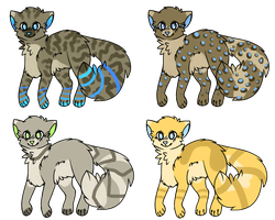 adopt batch #2 - closed by CatFeed