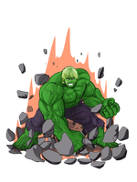 Hulk is strongest there is by zachjacobs