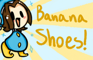 Banana Shoes! by musicaall