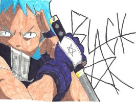 Black*Star ~ Request from Cindercloud26 by Emperor-Lee