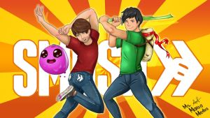 SMOSH: Food Battle! by MariaMediaHere