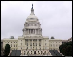 The Capital Building - Full by Lilith1985