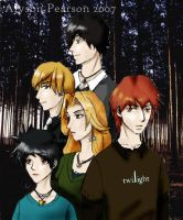 The Cullens by minako55nz