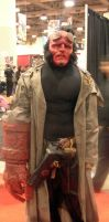 SFX-Fan Expo Cosplay 2009 #21 (Hellboy) by Neville6000