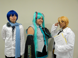 Vocaloid: Crossing Barriers by AuroraCelsius