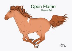 URA Open Flame by silvershore