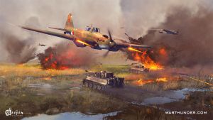 il-2_ WarThunder by FotoN-3