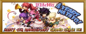 [GCPH] Grand Chase Philippines 4th Anniversary by lEliteMix