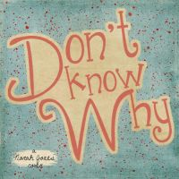 Cover Art: Don't Know Why by manila-craze