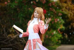 Ragnarok Online - High Priest 01 by vaxzone