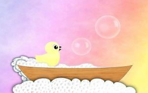 Playground-Rubber Ducky by Golden-Ribbon