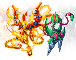 Phoenix Magnion - Noble Mandrago by ultimatemaverickx