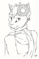 Blossom - Fall Bust Inks by kcravenyote
