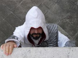 ACB-Ezio Cosplay 6_Aninite11 by LadyBad