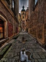 Old City - Warsaw by kubica