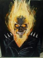 Ghost Rider by partypoison2