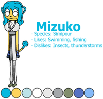 Mizuko the Simipour