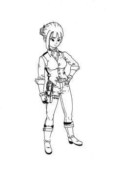 Future Mai ink-casual by burNiNgFro