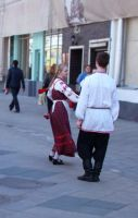 Russian native dance 3 by Panopticon-Stock