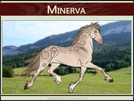 1087 AS Minerva - Excellent Blood by Argentievetri
