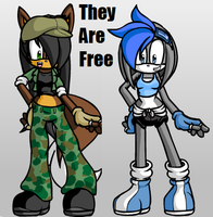 Free Sonic Tomboy Adopts .:CLOSED:. by L3M0NL1M3