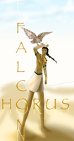 My Animal- HORUS by ZombieOwl