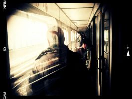 in the train by keep-clubbin