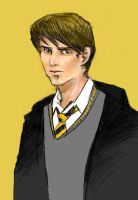 Cedric Diggory by endoftheline