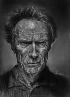 Clint Eastwood by Heraldy